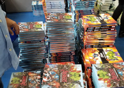 Avengers Story Collections!