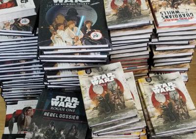 Lots of Star Wars materials for beginning readers!