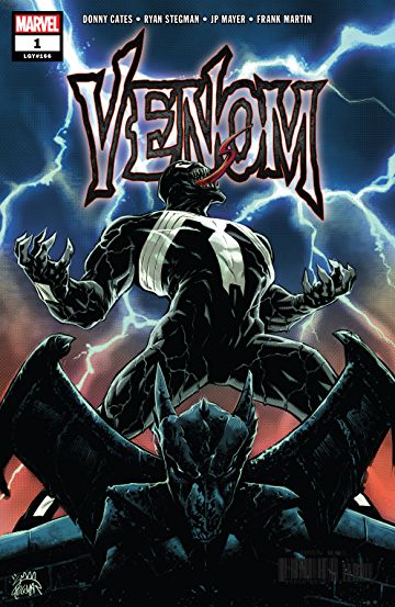 Venom: Marvel Comic Book