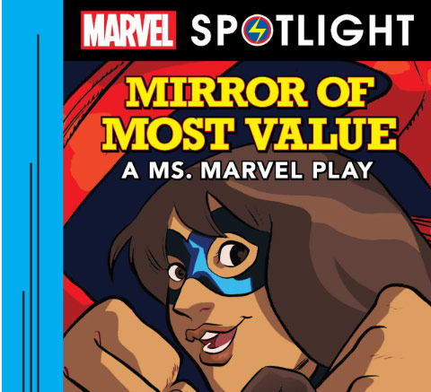 Marvel Entertainment and Samuel French team up for a series of educational plays for teenagers.