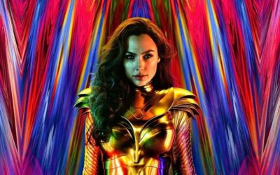 Gal Gadot And Patty Jenkins Debut First Poster For 'Wonder Woman 1984'