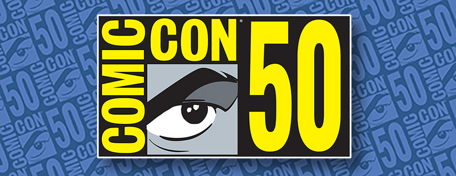 Announcements at San Diego Comic-Con 2019