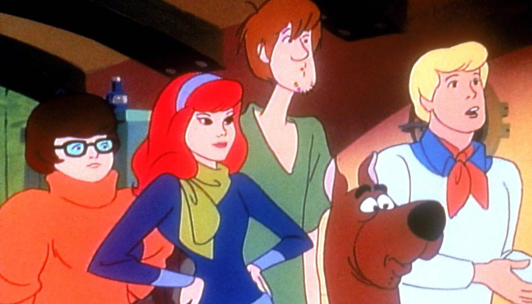'Scooby-Doo' was a reaction to political turmoil in the 1960s –