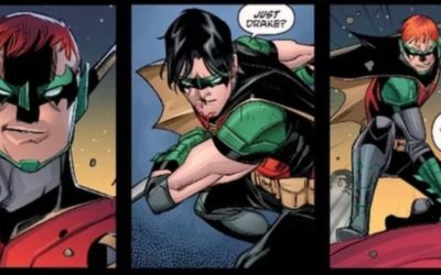 Robin No More: Tim Drake Reveals New Superhero Name