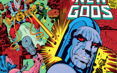 'New Gods' Dilemma: DC's Darkseid Is A Dead Ringer For Marvel's Thanos