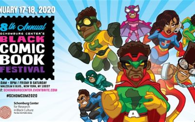 8th Annual Black Comic Book Festival in New York