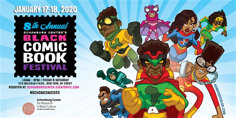Black Comic Book Festival