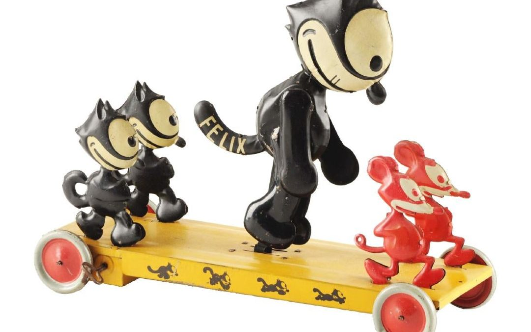 Felix the Cat: A century of smiles in comics, toys – Jasper52