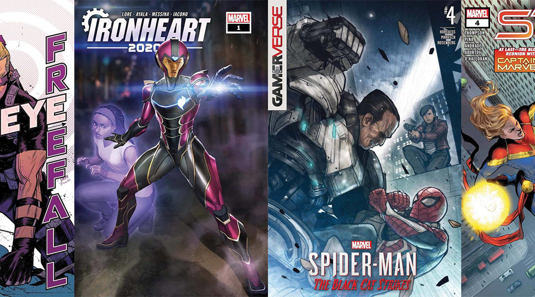 Brand-New Marvel Comics Released Digitally Today: May 20, 2020