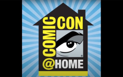 Comic-Con@Home: This Year's Schedule Of Key TV & Film Panels (Updating)