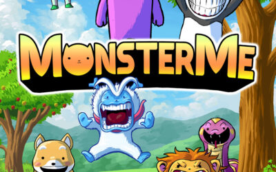 Monster Me Kids Drawing Contest